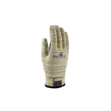 代尔塔DELTAPLUS 5级防割手套,202016-9,5级拇指加强防割手套