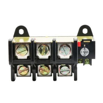 德力西DELIXI 热过载继电器,JR36-160 75-120A,JR36160120