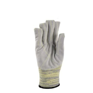 代尔塔DELTAPLUS 5级防割手套,202012-9,5级防高温 250度 防割手套 VENICUT50
