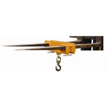 虎力 叉车专用吊夹,额定载重(kg):5000,MK50