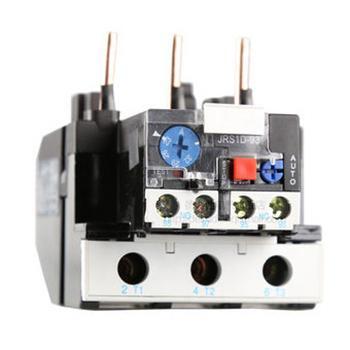 德力西DELIXI 热过载继电器,JRS1D-93/Z 80-93A,JRS1D9393