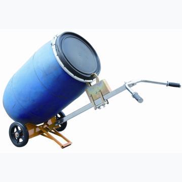 虎力 油桶搬运小车,载重:450kg,DE450