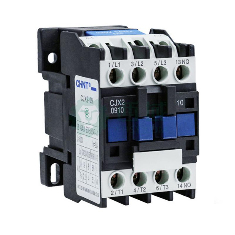 正泰cjx2交流线圈接触器,cjx2-0910 415v