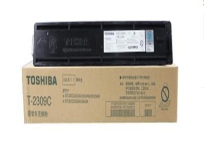 东芝(TOSHIBA)T-2309C原装碳粉(墨粉)(适用于e-STUDIO2303A/2303AM/2803AM/2309A/2809A) 单位:个