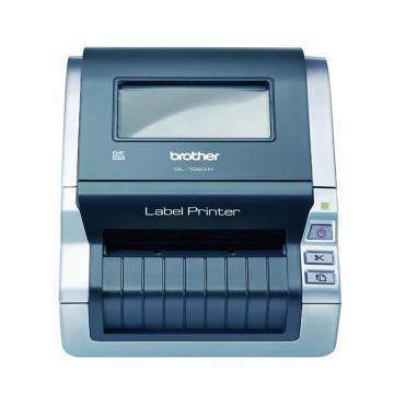 兄弟热敏电脑标签打印机,QL-1060N 适配DK耗材