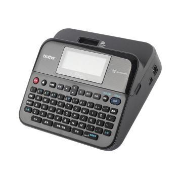 兄弟 桌面式标准型标签打印机,PT-D600打印宽度3.5-24mm 单位:台