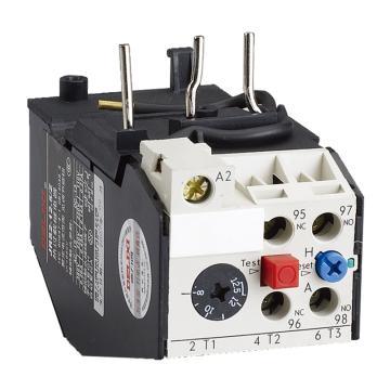 德力西DELIXI 热过载继电器,JRS2-12.5/Z 5-8A,JRS212P58