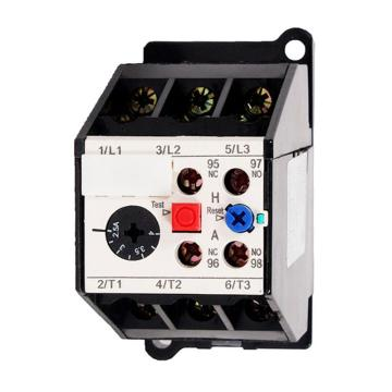 德力西DELIXI 热过载继电器,JRS2-63/F 12.5-20A,JRS26320F