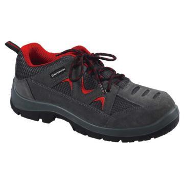 霍尼韦尔Honeywell Tripper安全鞋,SP2010512-35,防砸防刺穿防静电 红色