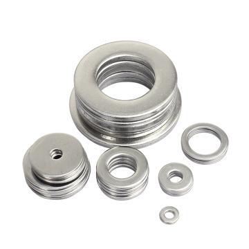 大平垫圈,GB96,M10,不锈钢A4,100个/包