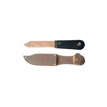 桥防 防爆加套刀子,铍青铜,216mm,204F-1002BE