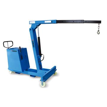 电动单臂吊, 载重150-550Kg  水平有效长度EL:360-1500mm 吊钩最大高度2700mm