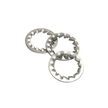 奥峰 GB861.2内锯齿锁紧垫圈,ø18,不锈钢304,100个/包