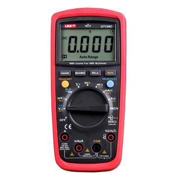 优利德/UNI-T UT139C真有效值数字万用表