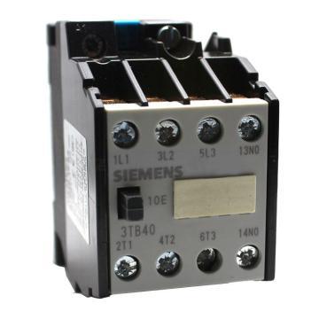 西门子 交流接触器,3TB40010XU0