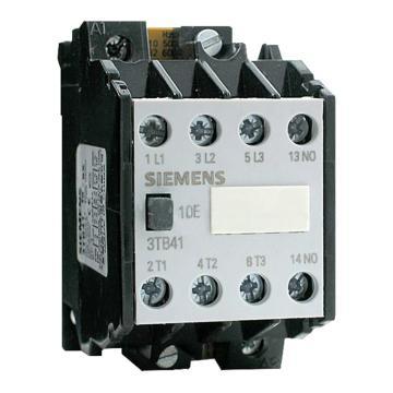 西门子SIEMENS 交流接触器,3TB41010XU0