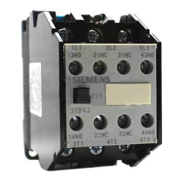 西门子 交流接触器,3TB42220XU0