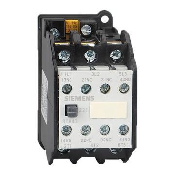 西门子 交流接触器,3TB43220XD0