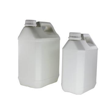 高密度聚乙烯氟化方桶,5L,直径42mm,6个/包