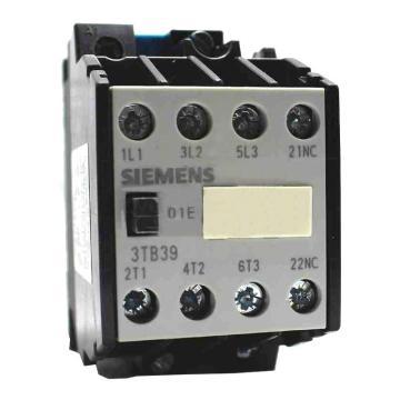 西门子SIEMENS 交流接触器,3TB39010XF0