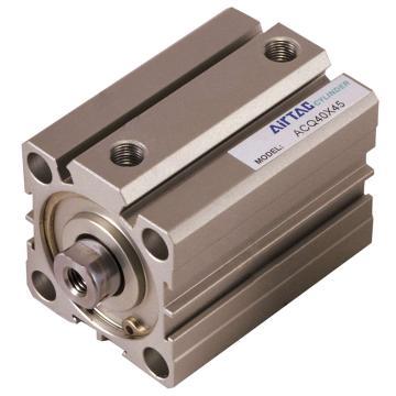 亚德客超薄气缸,JIS标准双作用,ACQ50X50