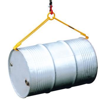 泰得力 油桶吊夹,500kg (横吊),DM500