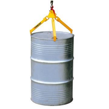 泰得力 油桶吊夹,360kg (竖吊),DL360