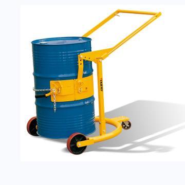泰得力 油桶搬运车,抱箍式 360kg(钢桶),HD80A