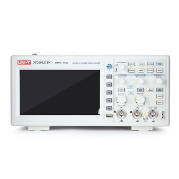 优利德/UNI-T UTD2052CEX数字储存示波器