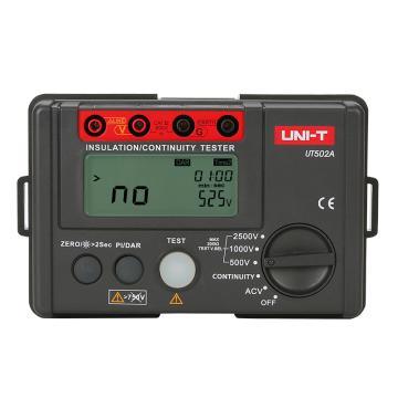 优利德/UNI-T 绝缘电阻测试仪,UT502A