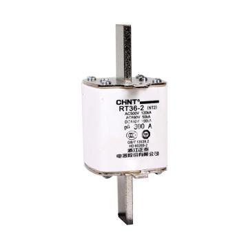 正泰CHINT RT36系列刀型觸頭熔斷器,RT36-1(NT1) 160A