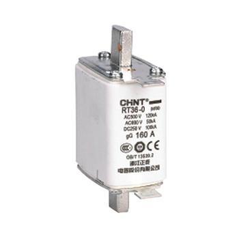正泰CHINT RT36系列刀型触头熔断器,RT36-0(NT0) 160A