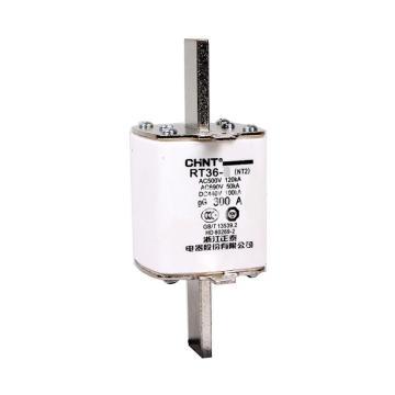 正泰CHINT RT36系列刀型觸頭熔斷器,RT36-4 1000A