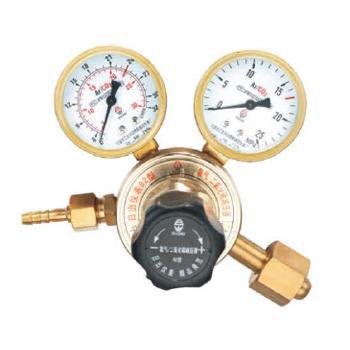 日出减压器,882-AR25(ArR-A82),适用气体:氩气、二氧化碳,输入压力:15Mpa