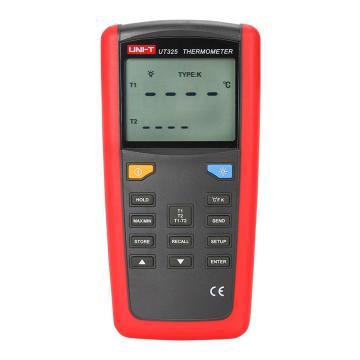 優利德/UNI-T 接觸式測溫儀,UT325