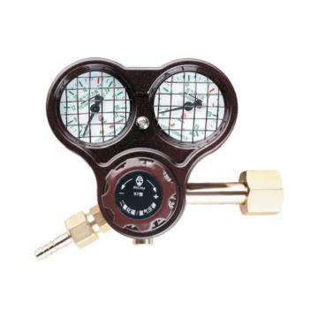 日出减压器,897-Ar25(ArR-A97B),适用气体:氩气、二氧化碳,输入压力:15Mpa