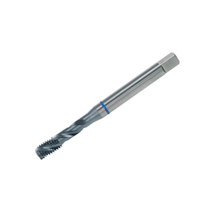 伯爵 螺旋槽丝锥,M8(M8*1.25),蓝圈(耐磨钢用)