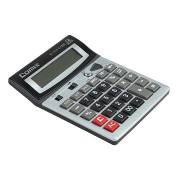 齐心 计算器, 验钞耐用语音王C-1262 单位:个