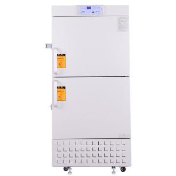 澳柯玛低温保存箱,DW-40L525,有效容积:525L,箱内温度:-10~-40℃,内部尺寸:684x612x1184mm