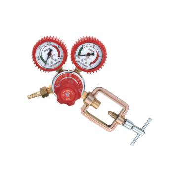 日出減壓器,803A-15(AR03A-A),適用氣體:乙炔,輸入壓力:1.6Mpa