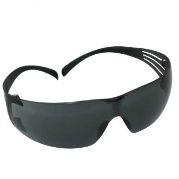 3M SF202AF中国款安全眼镜,灰色防雾镜片