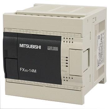三菱电机/MITSUBISHI ELECTRIC FX3G-14MR/ES-A模块