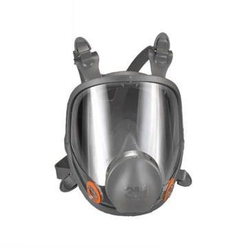 3M 6800全面型防护面具,中号,