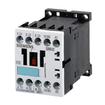 西门子 直流线圈接触器,3RT10151BW42
