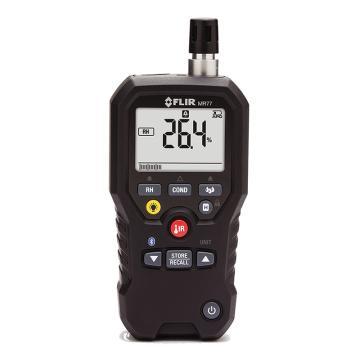 菲力尔/FLIR 温湿度计及材料水分含量测试仪,MR77