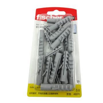 慧鱼安全尼龙锚栓,S6,100支/盒