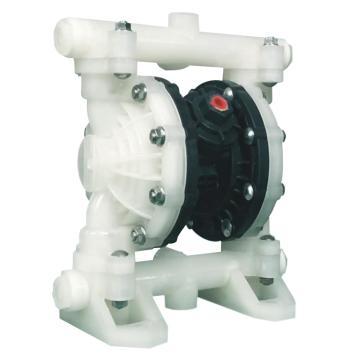 """江浪/RV RVTG62988 3/4""""非金屬殼體氣動隔膜泵"""