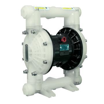 """江浪/RV RVTG71266 1""""非金屬殼體氣動隔膜泵"""