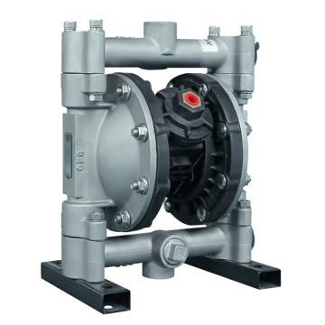 """江浪/RV RVTG54311 1/2""""金属壳体气动隔膜泵"""