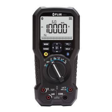 菲力尔 数字万用表,FLIR 工业级真有效值万用表,DM93